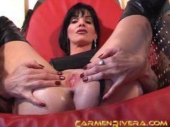 Baronessa di Rivera macht dich zur Sau!