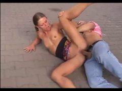 Sex in der Innenstadt