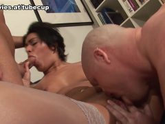 Ficki Doll in Ficki Pushes Her Dildo Deep Inside – FunMovies