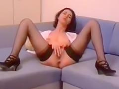 Perverse geile bitch fickt