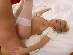 Geile Blonde Krankenschwester