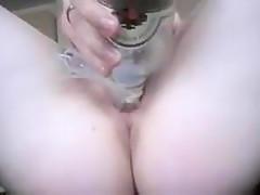 Claudia odenweller fickt flaschen und pimmel