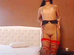 Cla S Syi S Sie plays with herself  – Part 1