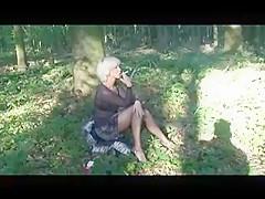 Fick im Wald