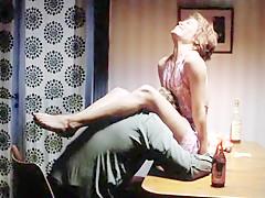 Irina Björklund In 'Minä Ja Morrison'