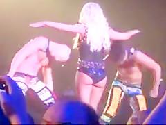 Britney Spears die geile Drecksau