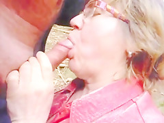 German granny slut teil 2