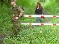 Jungen (19) Bundeswehr Soldaten Gefickt