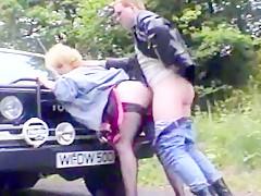 Fraulein bimbo hitchhiker