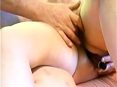 Lisa ihre Pussy und Arsch werden verw?hnt
