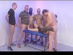 Spermageile Bukkake Schlampen