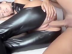 Sexy Ria – PVC Fick