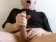 Cumming Ich Spritze