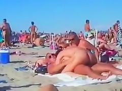 Ficken am Strand