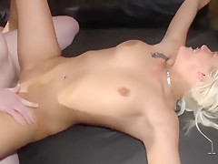 Multiple Creampie Gangbang StacyLou, BellaX Teil 3