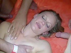 Gangbang01 with Lacy. Teil06