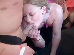 Gangbang01 with Lacy. Teil03