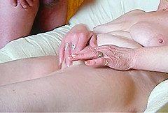 Oma und Opa beim wichsen