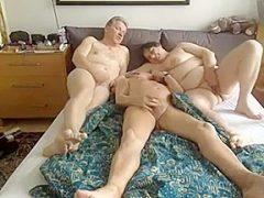 Bukkake reife bisexuell
