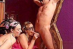 Zu Dritt Im Swingerclub Teil 1, Free Swingerprivat HD Porn e