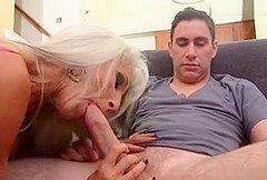 Geile Tochter Cum On Big Tits
