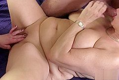 Deutsche Mature Swinger Sex Party 2
