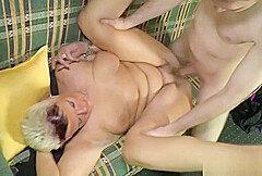 Deutsche Blonde BBW liebt zu ficken