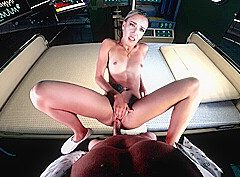 Sophia Grace in Naughty Nurse – EvilEyeVR