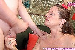 german amateur homemade milf fuck in brothel and get facial