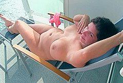Hot-kinky-me – Jungfernfahrt! Offentlicher Sex Auf Dem
