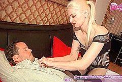 german amateur prostitute fucks a user in brothel